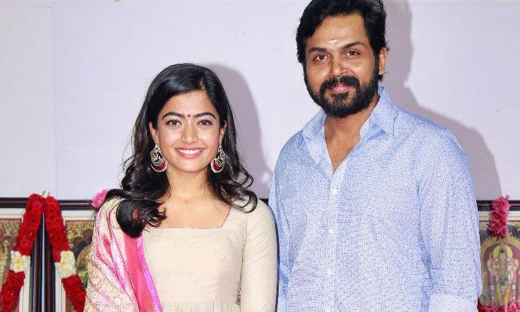 , రష్మిక తమిళ చిత్రం షూటింగ్ షురూ..!