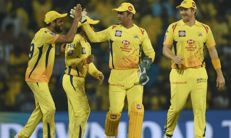 Chennai Super Kings, చెన్నై 'సూపర్' విక్టరీ..!