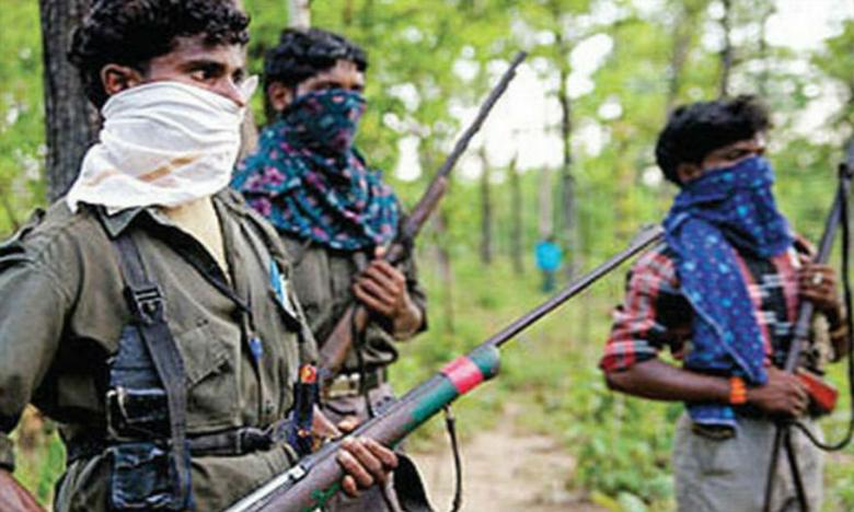 One killed in Naxal attack, మావోయిస్టుల కాల్పుల్లో పోలింగ్ అధికారి హతం