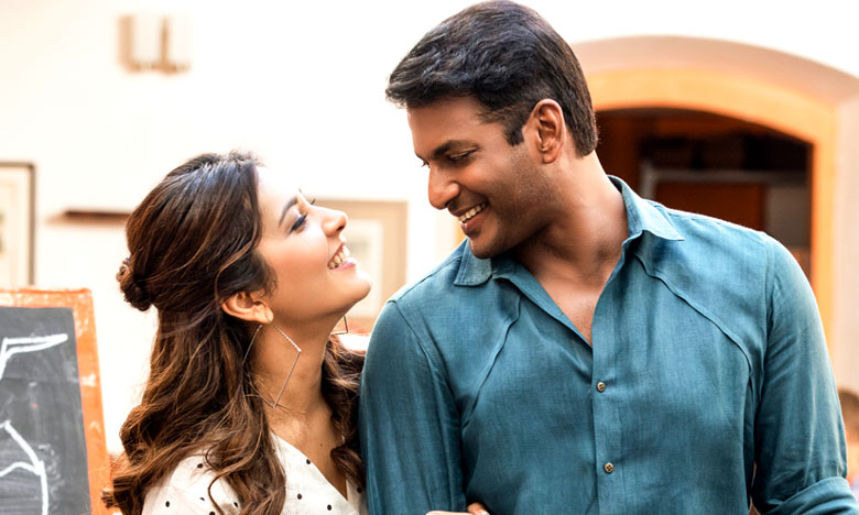 Vishal Ayogya Movie, అరవ 'టెంపర్'లో అరవై మార్పులు..!