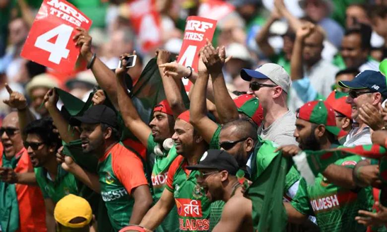 Bangladesh, ఐసీసీ ప్రపంచకప్ 2019: బంగ్లాదేశ్ అరుదైన రికార్డ్