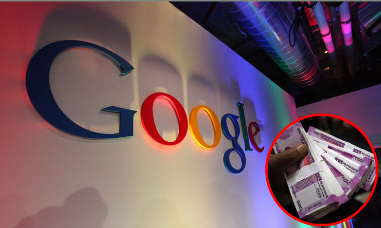 Google previous revenue was Rs.33,000 crore, గూగుల్కు గత ఏడాది ఆదాయం రూ.33,000 కోట్లు