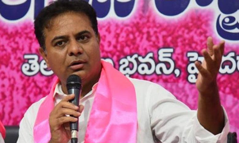 Telangana Parishad Election Results, తెలంగాణ ప్రజలు చారిత్రాత్మక తీర్పునిచ్చారు: కేటీఆర్