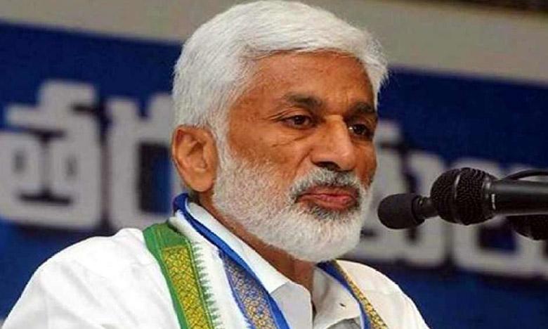 YCP Leader Vijayasai Reddy, స్పీకర్ పదవికే 'కోడెల' కళంకం తెచ్చారు..