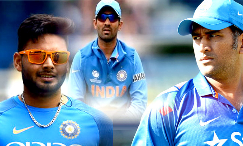 ICC World Cup 2019, భారత్ VS బంగ్లా మ్యాచ్: ముచ్చటగా ముగ్గురు కీపర్లు