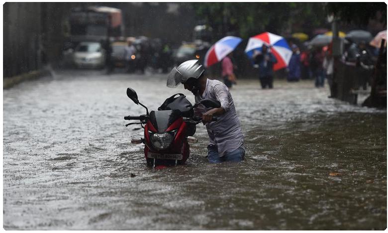 Monsoon 2019, దేశవ్యాప్తంగా వర్ష బీభత్సం.. ముంబైకి రెడ్ అలర్ట్..!