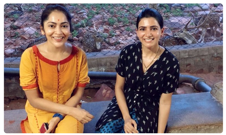 Samantha Akkineni climb steps of Tirumala temple again, సెంటిమెంట్ ఫాలో అవుతోన్న సమంత..కాలినడకన వెళ్లి శ్రీవారి దర్శనం