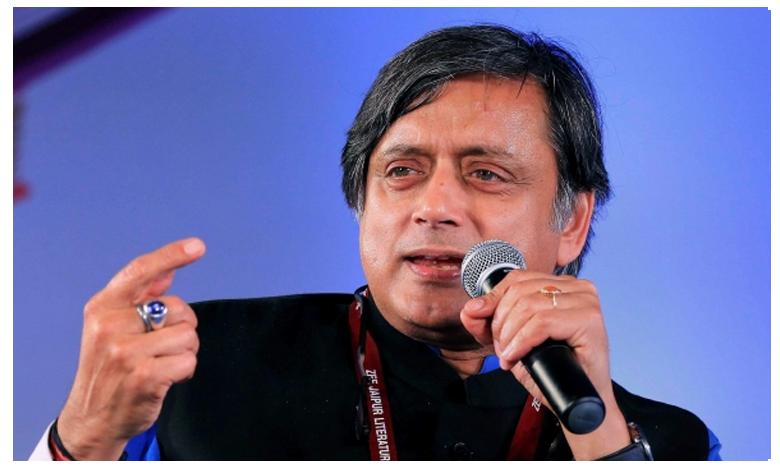 Congress Headless Too Long Says Shashi Tharoor Warns Of Possible Exodus, ప్రెసిడెంట్ని త్వరగా ఎన్నుకోండి..లేదంటే ఇబ్బందులే: శశిథరూర్