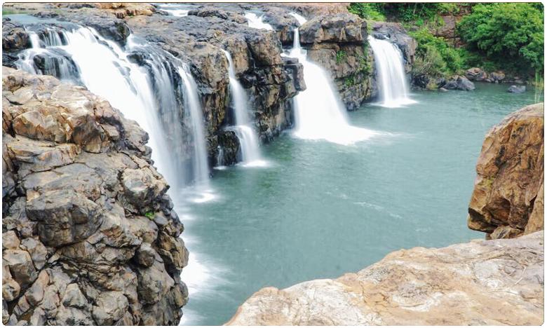 Bogatha Waterfalls at Mulugu District in Telangana, బొగత అందాలు చూడతరమా..! ప్రకృతి ఒడిలో సేదతీరుతున్న..