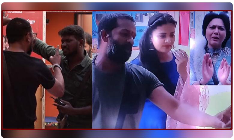 Bigg Boss Season 3 Telugu Latest Episode Highlights, నా భార్యనే తిడతావా..మహేష్కు వరుణ్ వార్నింగ్.. బిగ్ బాస్లో వార్!