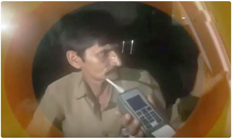 RTC Bus driver, మద్యం మత్తులో ఆర్టీసీ డ్రైవర్..
