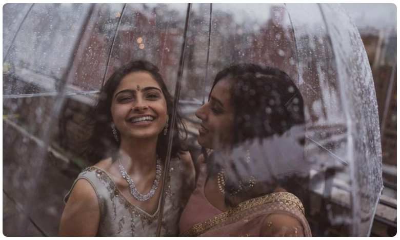 India-Pakistan Girls Love Story Breaks Internet, భారత్-పాక్.. అందాల ప్రేమపక్షులు