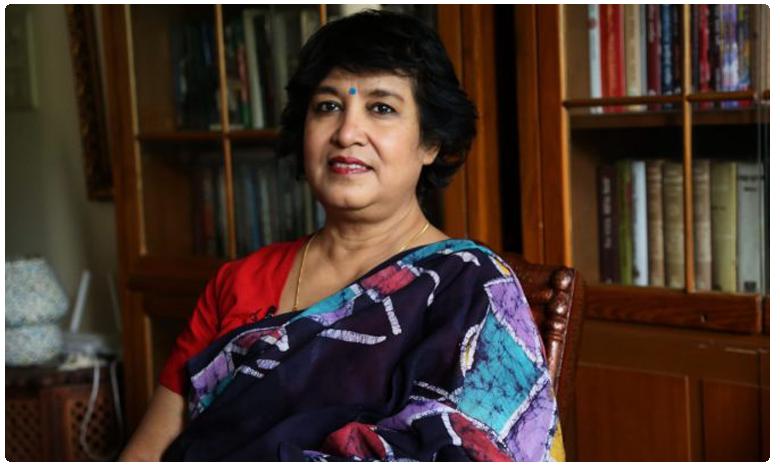 Taslima Nasreen Bangladeshi author residence permit, తస్లీమాకు అనుమతి మరో ఏడాది పొడిగింపు