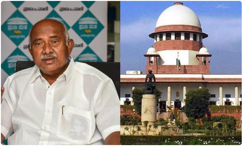 Will approach SC against disqualification: Rebel JD(S) MLA Vishwanath, అనర్హతపై సుప్రీంకు రెబల్ ఎమ్మెల్యే