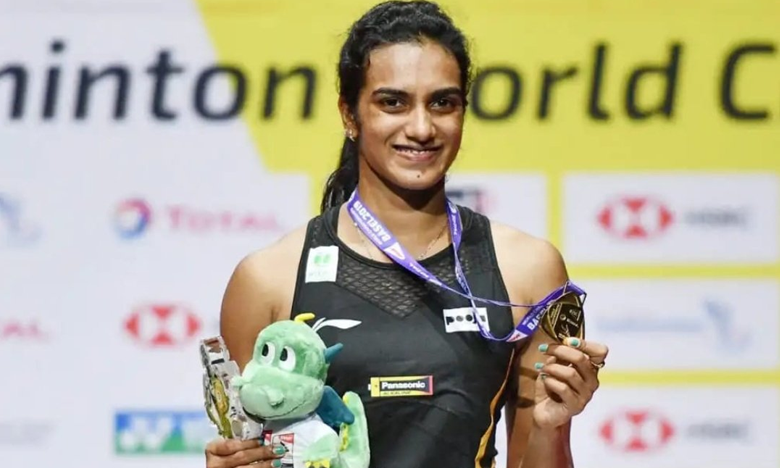 Big Welcome Awaits PV Sindhu On Her Arrival To Hyderabad