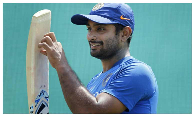 Ambati Rayudu made captain of Hyderabad team for Vijay Hazare Trophy