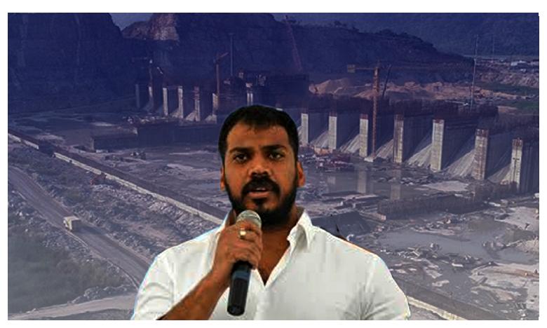 Will complete Polavaram in two years asserts Minister Anil yadav, మరో రెండేళ్లలో పోలవరం పూర్తి :  మంత్రి అనిల్