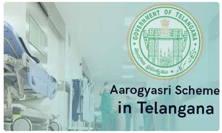 Aarogyasri services resumed in telangana