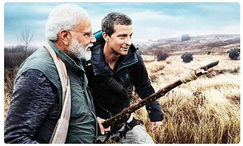 Man vs Wild: 'PM Modi is calm in crisis; will be seen like never before' says show host Bear Grylls