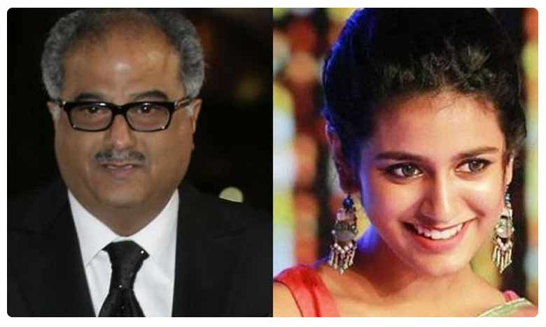 Boney Kapoor plans for stricter legal action against Priya Prakash Varrier's film Sridevi Bungalow