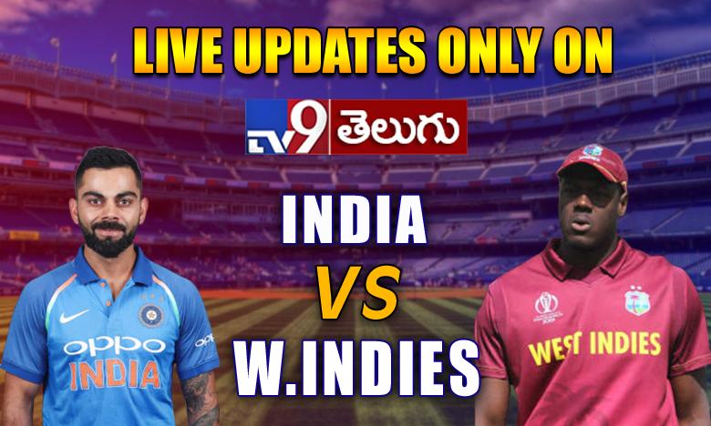 India Vs West Indies Second T20 Match Live Updates, లైవ్ అప్డేట్స్: భారత్ వెర్సస్ వెస్టిండీస్ రెండో టీ20 మ్యాచ్