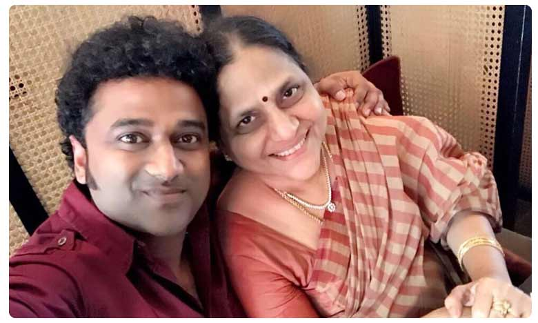 Music director devi sri prasad special birthday wishes to his mother