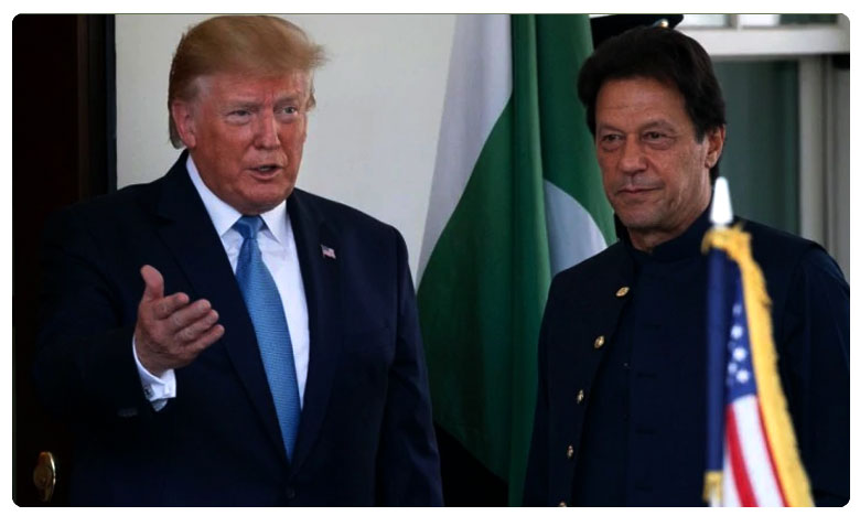 Donald Trumph and Immrankhan