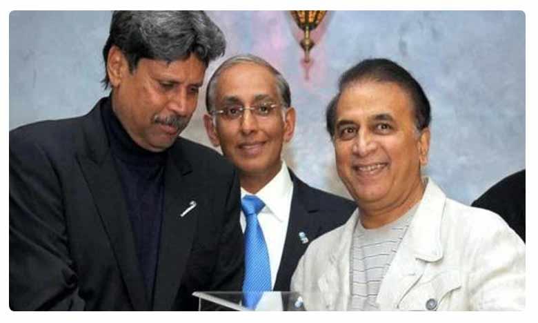 Sunil Gavaskar reveals incident that gave rise to rumours of rift with Kapil Dev
