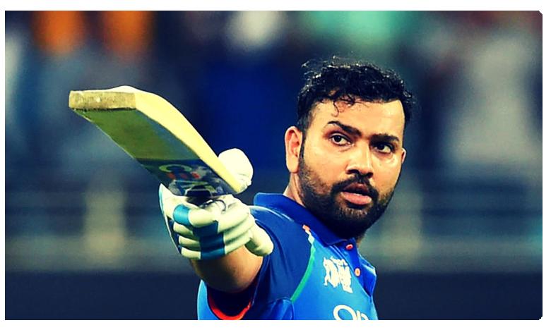 India vs West Indies: Rohit Sharma breaks Chris Gayle record for most sixes in T20I, గేల్ రికార్డ్ బ్రేక్ చేసిన రోహిత్ శర్మ!