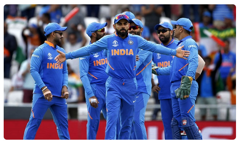 Indian Cricket Team's Security Hiked In West Indies After Hoax Threat