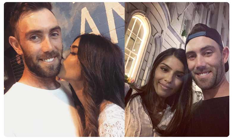 Reports: Glenn Maxwell in relationship with Indian girl Vini Raman