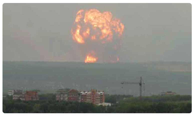 Five killed in Russian missile test explosion