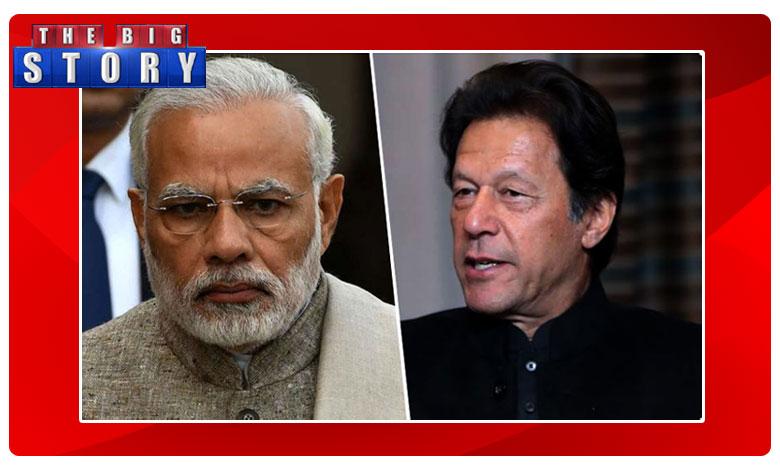 Modi and Immran khan