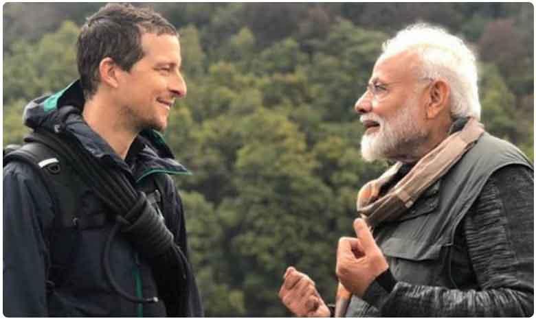 """Taking First Vacation In 18 Years"": PM Modi On Bear Grylls Man vs Wild"