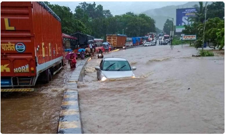 Monsoon 2019, విరిగిపడిన కొండచరియలు.. ముంబై టు గోవా రాకపోకలు బంద్..