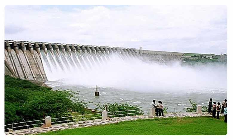 Nagarjuna Sagar dam gets huge inflows, crest gates to be lifted tomorrow