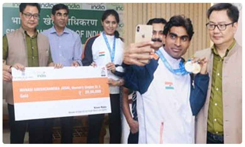 Central Govt Decides To Give Incentives To Para Shuttlers