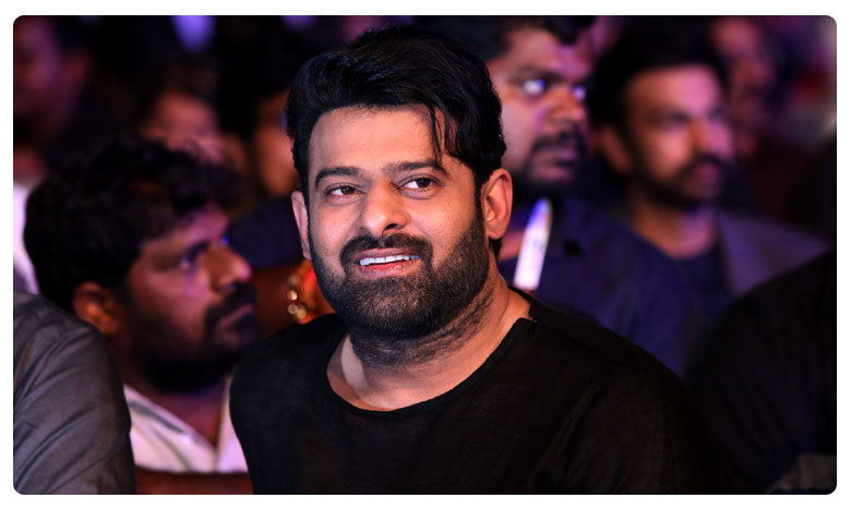 Saaho pre-release event: Prabhas thanks to die hard fans, ఫ్యాన్స్‌.. డైహార్డ్‌ ఫ్యాన్స్‌ అన్న డైలాగ్‌ రాసింది అతనే
