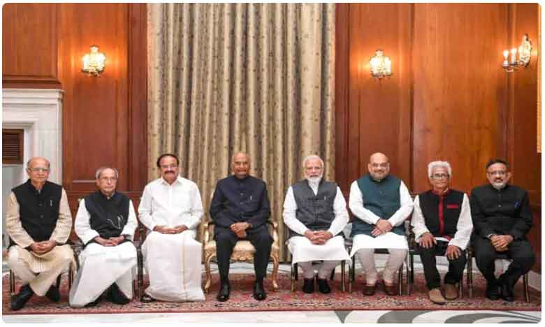 Pranab Mukherjees Bharat Ratna Event
