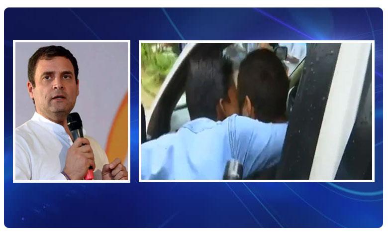 Rahul gandhi Kerala Tour
