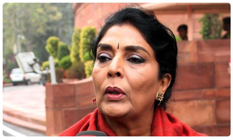 Non-Bailable warrant against Renuka Chowdhury, రేణుకా చౌదరిపై నాన్ బెయిలబుల్ వారెంట్ జారీ