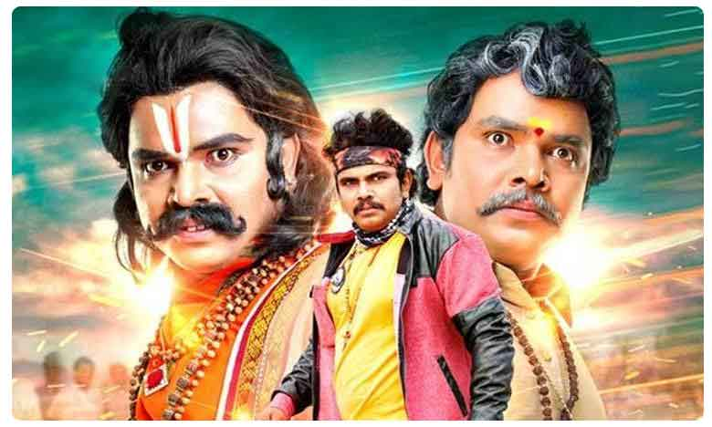 Sampoornesh Babu Kobbari Matta Movie Collections Report