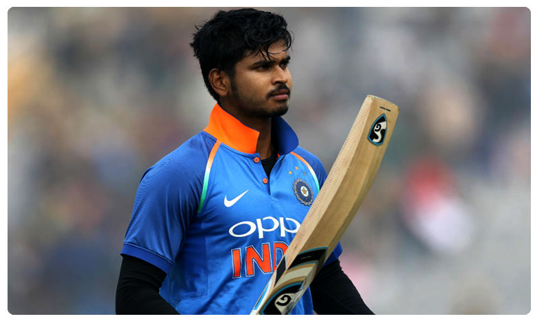 Head coach Ravi Shastri names India's No. 4 for upcoming ODIs, నాలుగో స్థానంలో… శ్రేయాస్ అయ్యర్!