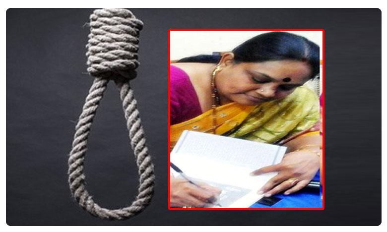 Popular Telugu Author Jagadhatri commits Suicide