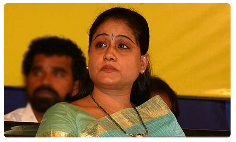 Vijayashanti, కమలంతో మళ్లీ చెలిమి.. రాములమ్మ అదే గూటికి..?