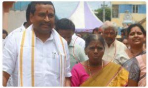 Minister vellampalli srinivas mother died, మంత్రి వెల్లంపల్లి శ్రీనివాస్ ఇంట విషాదం