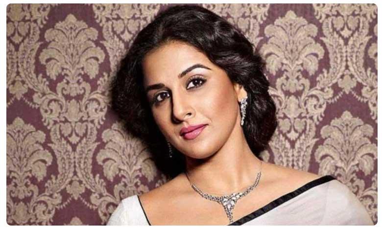 Vidya balan shares her career begin days in tamil film industry