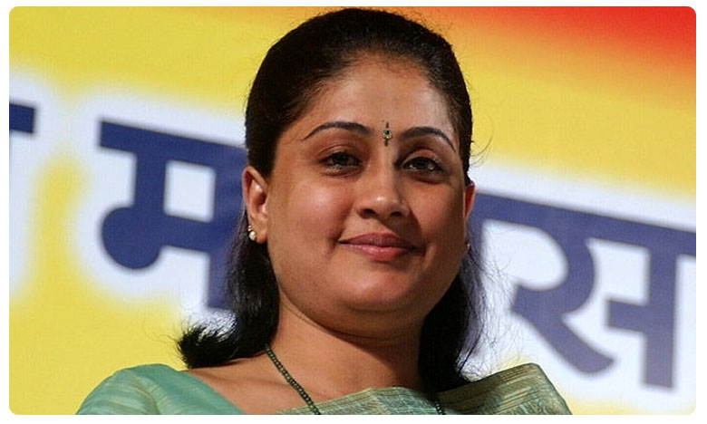 Vijayashanti sensational comments on Congress Leaders, పార్టీ మార్పుపై రాములమ్మ స్పందన.. సంచలన వ్యాఖ్యలు