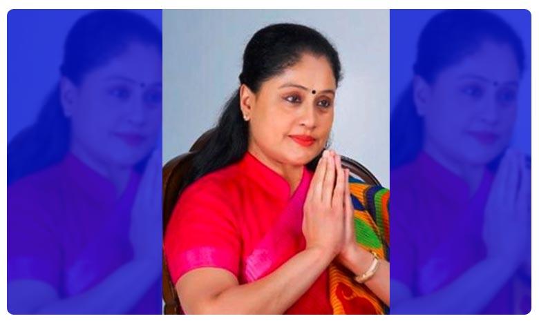 Vijayashanti not joining BJP, రాములమ్మపై కుట్ర.. కారణం ఆ ఇద్దరేనా.?