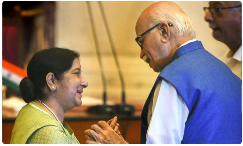 l.k.advani pens heartful note on protege sushma swaraj death